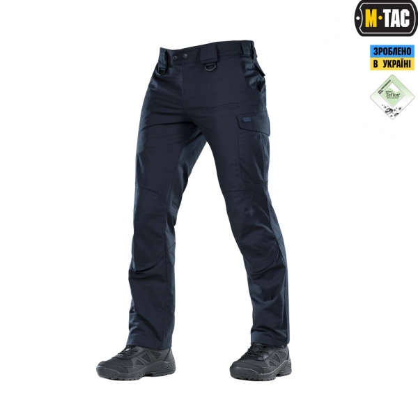 M-TAC БРЮКИ OPERATOR FLEX DARK NAVY BLUE 20060015
