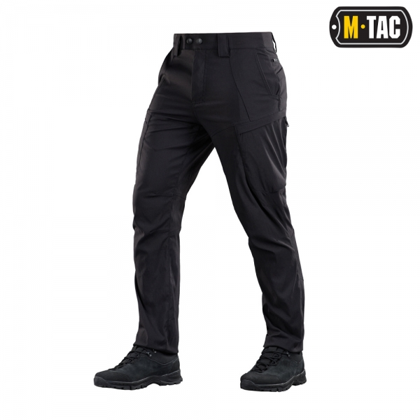M-TAC БРЮКИ SAHARA FLEX LIGHT BLACK