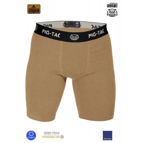 P1G-TAC ТРУСЫ HSB COYOTE BROWN UA281-39971-CB