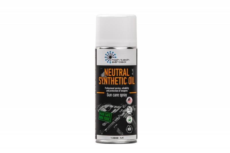 HTA NEUTRAL SYNTHETIC OIL 400 ML