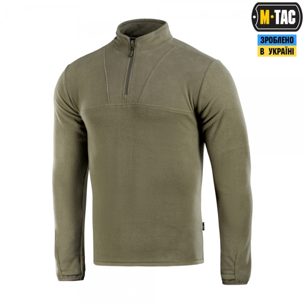 M-TAC КОФТА DELTA FLEECE ARMY OLIVE