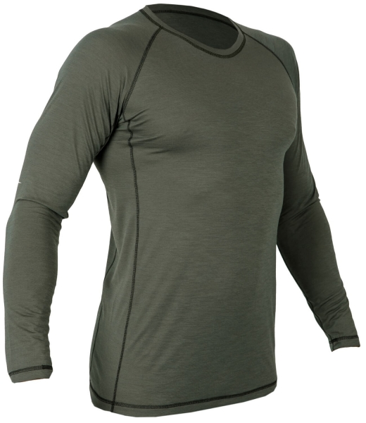 CHAMELEON ТЕРМОРУБАШКА MERINO ACTIVE WOOL GREY 0747-08