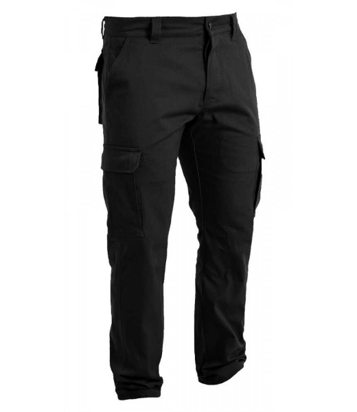 CHAMELEON БРЮКИ CITY PANTS BLACK 0318-04