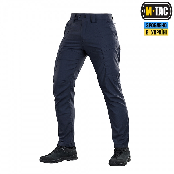 M-TAC БРЮКИ SAHARA FLEX LIGHT DARK NAVY BLUE